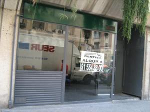 Local comercial en Alquiler en Ponzano, 96 / Chamberí