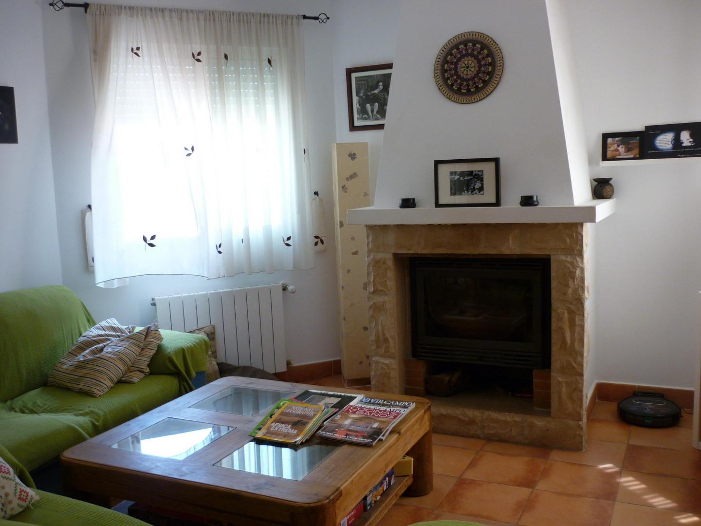 Casa  Chiva - las pedrizas. Preciosa casa estilo rústico en una sola planta más semisótano y