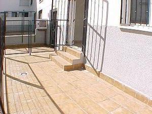 Alquiler Vivienda Piso 2 patios + garaje + trastero