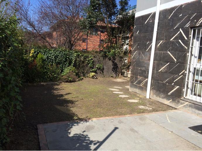 Piso en getxo en las arenas en calle villa de plencia for Jardin villa austral punta arenas
