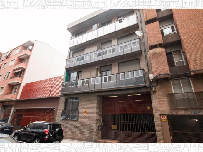 Piso en zaragoza capital en centro en calle miguel de for Piso zaragoza centro