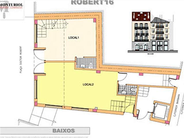 Local Comercial  Plaza dr.robert