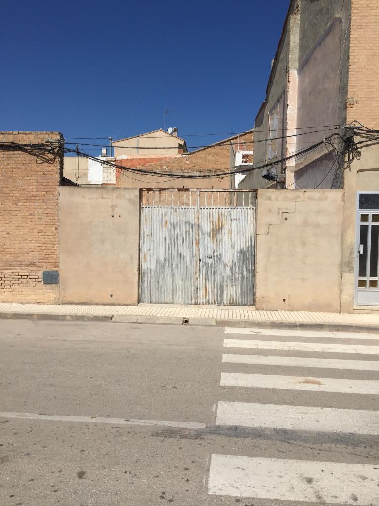 Terrain urbain  Camino de valencia. Solar en la huerta de valencia