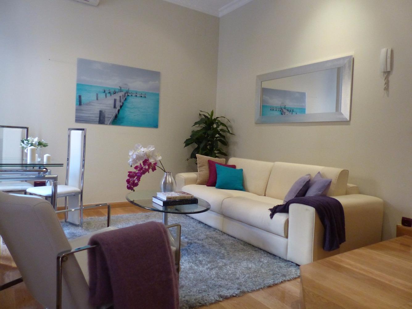 Apartamento en alquiler en Conde de Romanones
