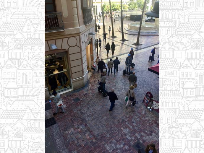 Foto 48 de Piso en Calle Arquitecto Blanco Soler / Centro Histórico, Málaga Capital