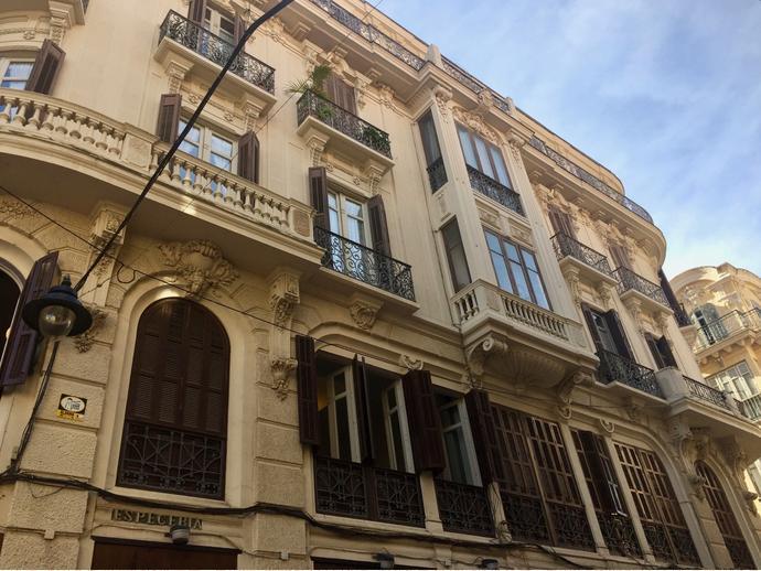 Foto 42 de Piso en Calle Arquitecto Blanco Soler / Centro Histórico, Málaga Capital