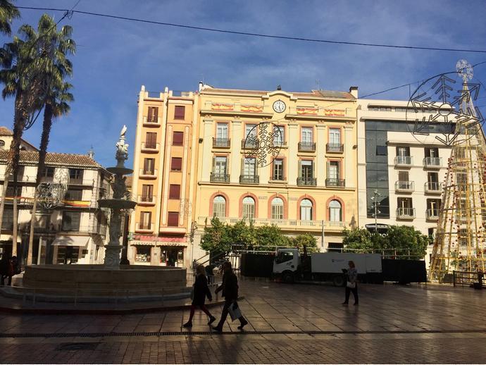 Foto 2 de Piso en Calle Arquitecto Blanco Soler / Centro Histórico, Málaga Capital