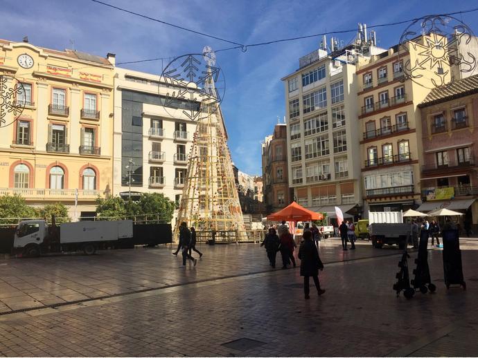 Foto 1 de Piso en Calle Arquitecto Blanco Soler / Centro Histórico, Málaga Capital