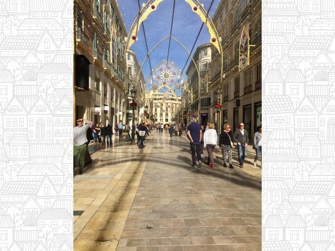 Foto 46 de Piso en Calle Arquitecto Blanco Soler / Centro Histórico, Málaga Capital