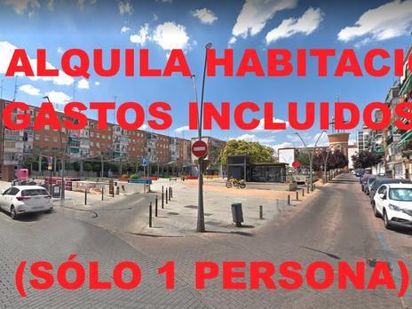 Pisos para compartir en Alcorcón