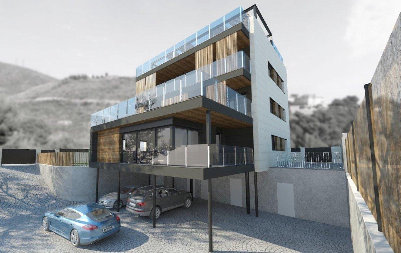 Etagenwohnung  Castelldefels ,montemar. Obra nueva en montemar alto