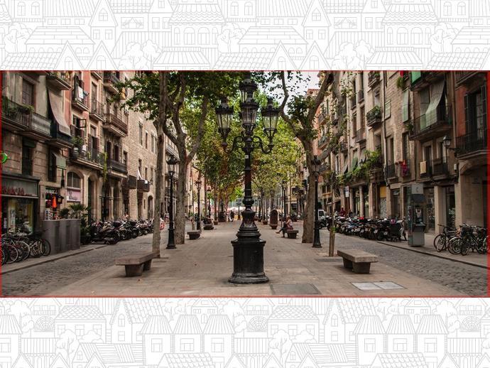 Foto 7 de Piso en Calle Ferran / Barri Gòtic,  Barcelona Capital