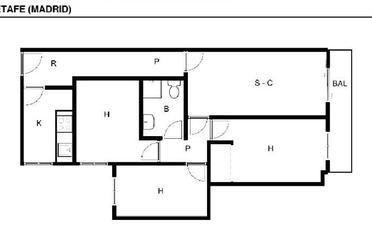 Wohnung zum verkauf in Getafe