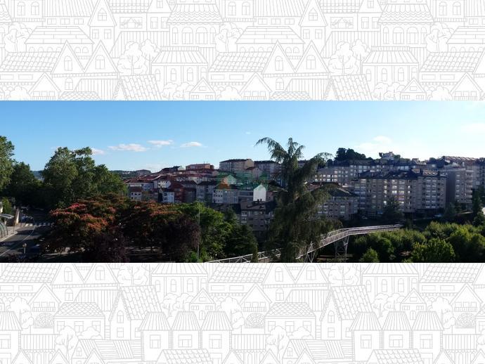 Foto 12 de Piso en Calle Doctor Fleming / Centro, Ourense Capital