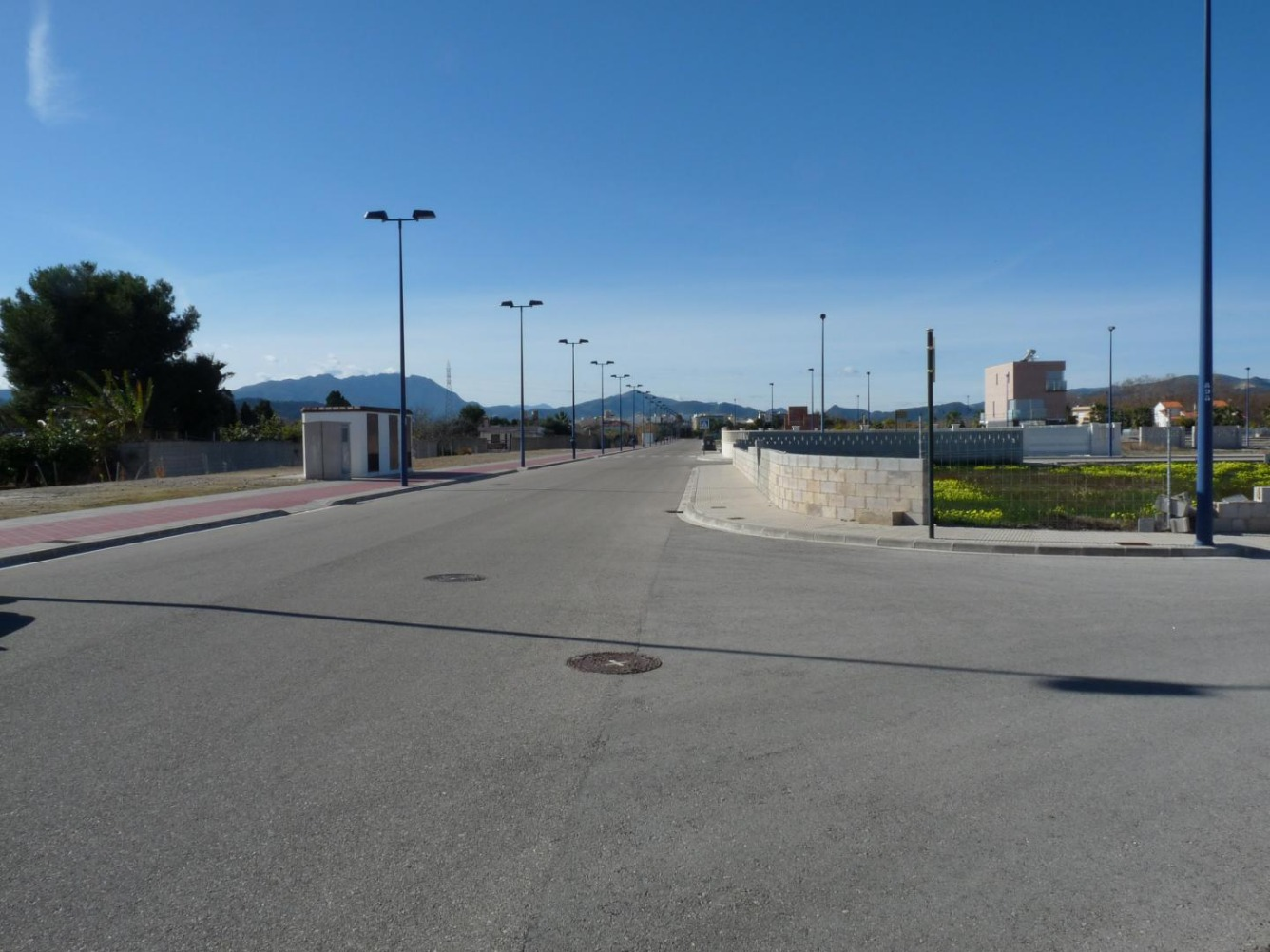 Solar urbano  Bellreguard, zona de - miramar