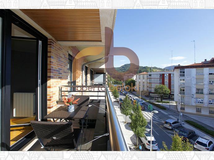 Foto 5 de Piso en Calle Alzukaitz / Palmera - Santiago Beraun - Arbes - Dunboa, Irun