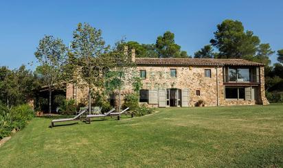 Casa o chalet de alquiler vacacional en Cruïlles, Monells I Sant Sadurní de L'Heura
