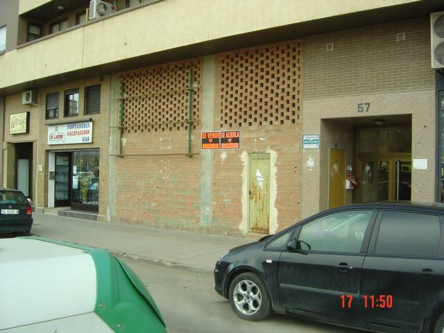 Local en venta con 90 m2,  en casco antiguo (Huesca)