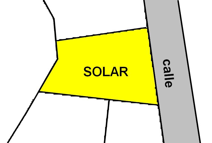 Solar urbano  Calvià pueblo