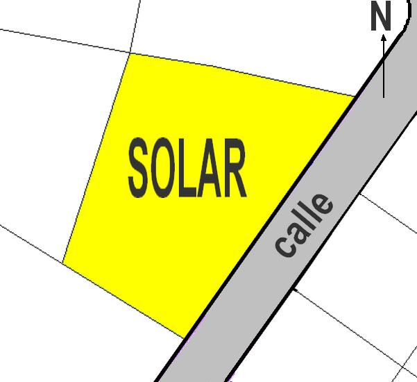 Solar urbano  Sa vinya de son veri