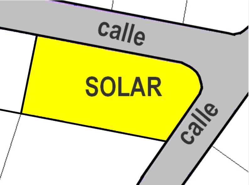 Solar urbano  Sa vinya de son verí