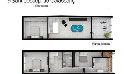 Casa o chalet en venta en Carrer Sant Josep de Calassanç, Sant Miquel
