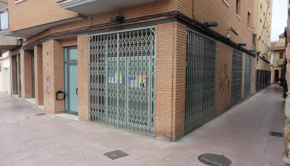 Foto 1 de Local de alquiler en Miquel Biada Montmeló, Barcelona