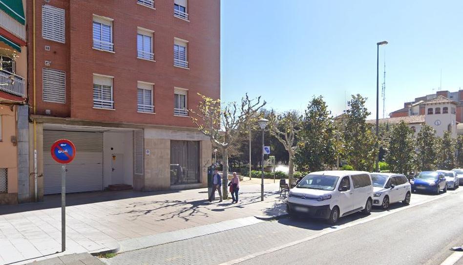 Foto 1 de Garatge de lloguer a Passeig del Doctor Moragas, 228 Centre - Eixample – Can Llobet – Can Serra, Barcelona