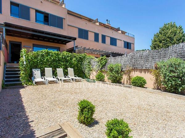 Einfamilien reihenhäuser zum verkauf mit terrasse in España