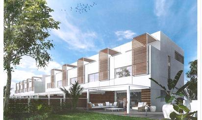 Casas adosadas en venta con piscina en Gavà