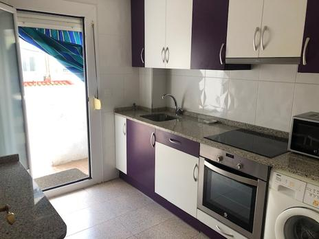 Pisos en venta con terraza en Zaragoza Capital