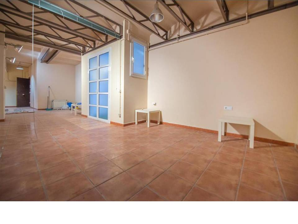 Loft en venta en Vila de Gràcia