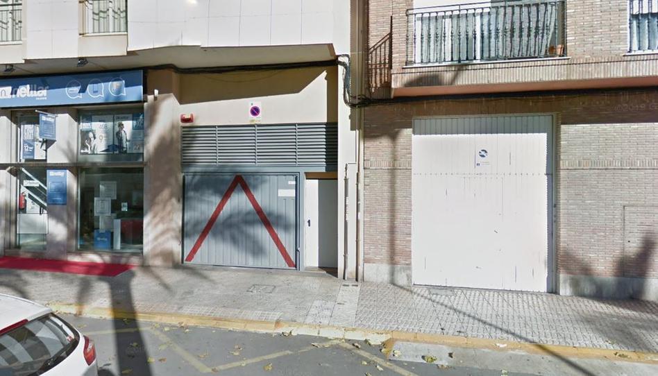 Foto 1 von Garage zum verkauf in La Vall d'Uixó, Castellón