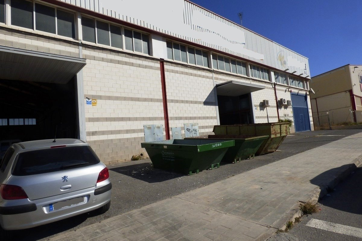 Capannone industriale  Alicante ,babel. Se vende empresa en funcionamiento