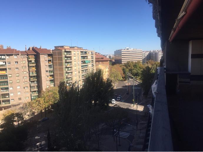 Foto 41 de Piso en  Doctor Joaquin Aznar Molina / La Magdalena,  Zaragoza Capital