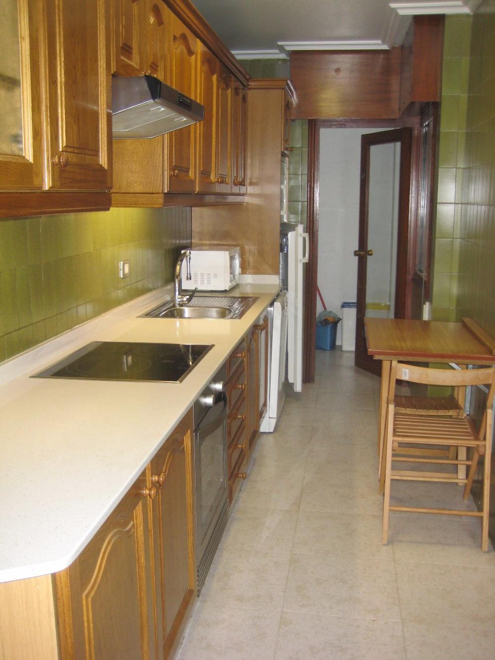 Piso en alquiler en Casco Urbano - Casco Vello
