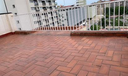 Pisos de alquiler con terraza en Barcelona Capital