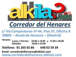 Piso en Alquiler en Alcalá de Henares - Ensanche / Ensanche