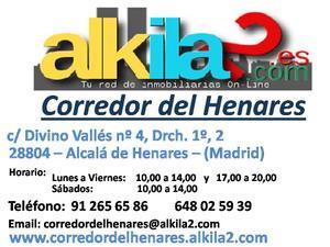 Piso en Alquiler en Alcalá de Henares - La Rinconada / Reyes Católicos