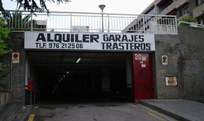 Garagenstellplätze miete in Valdefierro, Zaragoza Capital