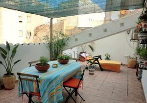 Ático en Alquiler en Atico Duplex en Zona el Mercat / Ciutat Vella