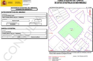 Urbanizable en venta en Calle E, 10, Fasnia