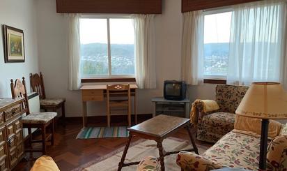 Apartamento de alquiler en A Malata - Catabois - Ciudad Jardín