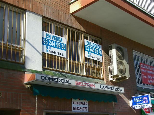 Bureau  Calle santiago ramon y cajal de