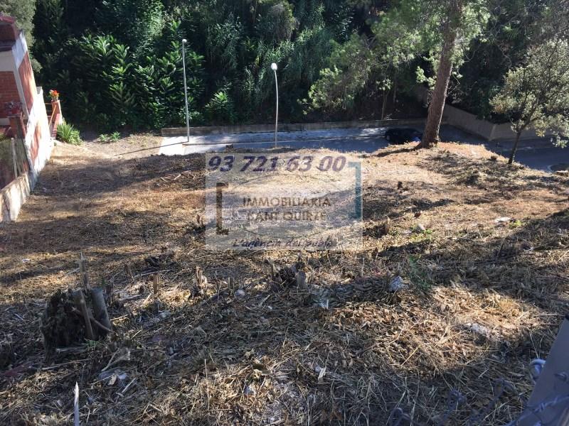 Constructible land for sale in Sant Quirze Parc- Vallsuau - Castellet