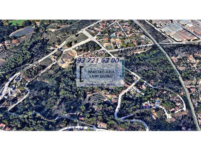 Foto 1 de Urbanizable en venta en Sant Quirze Parc- Vallsuau - Castellet, Barcelona