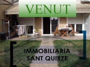 Venta Vivienda Casa-Chalet sant quirze jardi