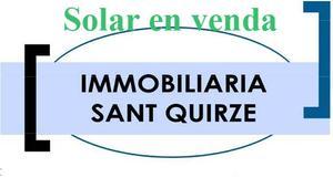 Terreno Residencial en Venta en Sant Quirze del Vallès / Centre
