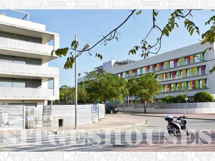 Foto 2 de Piso en Calle Lola Anglada 1 / Vallpineda - Santa Bàrbara, Sitges