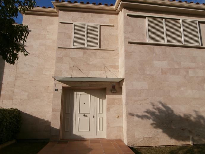Foto 1 de Casa adosada en Calle Cami Del Padró / Sant Vicenç de Montalt